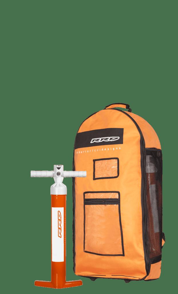 RRD SUP pack